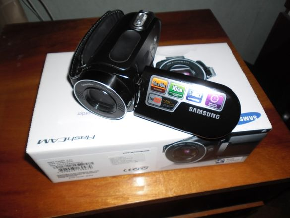 Видеокамера Samsung SMX-F34BP