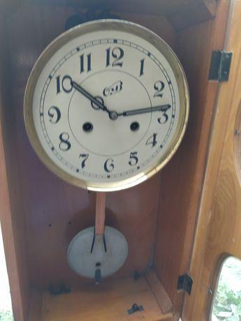 Настенные часы ОЧЗ с боем , изготовлены в 50-х годах
