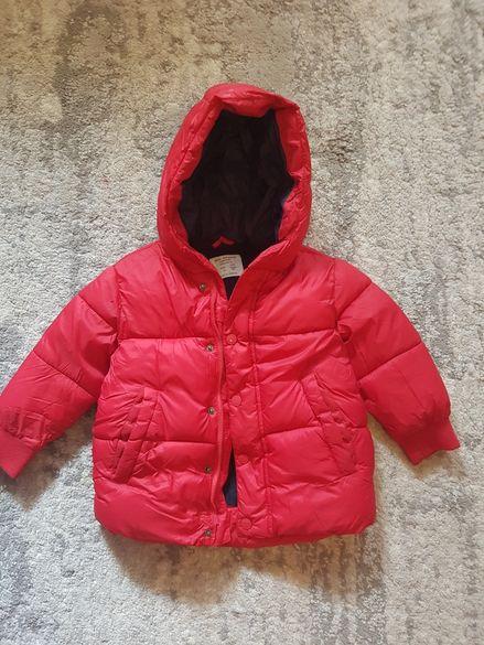 Детско зимно яке Zara 98см