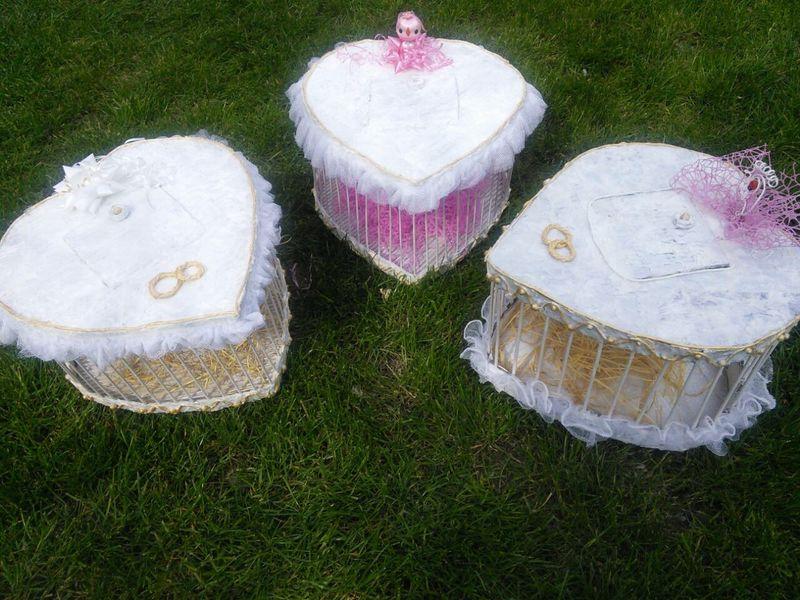 ЕКО кутия за гълъби за сватби, кръщенета и други празници! гр. Пещера - image 1