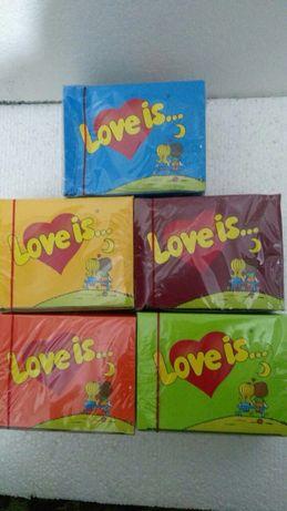 LOVE IS... (жевательная резинка)