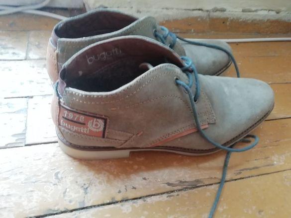 Мъжки елегантни обувки Buggati