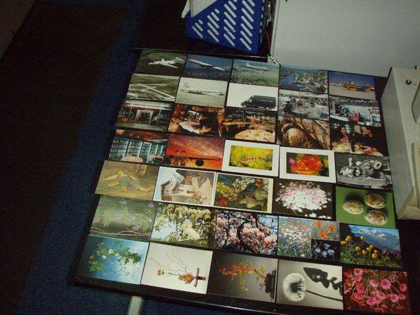 35 carti postale strainatate, necirculate