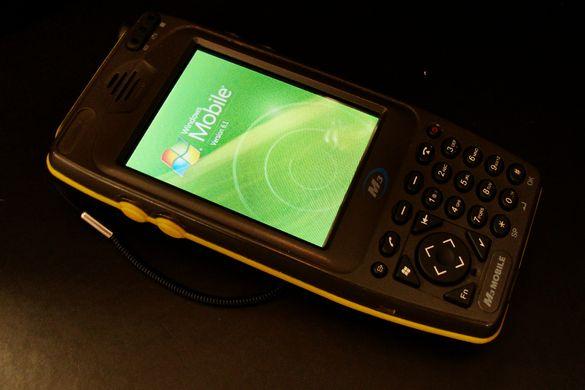 Мобилен терминал с баркод скенер M3 Mobile за стокова наличност