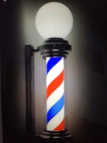 Reclamă luminoasă frizerie