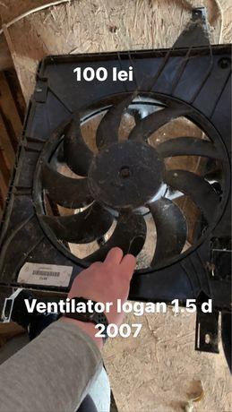 Ventilator logan 1.5 d