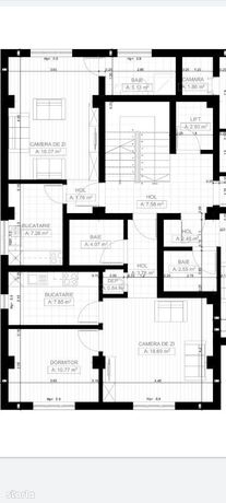Apartament nou Brazda