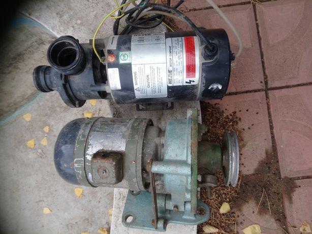 Электромоторы 220v