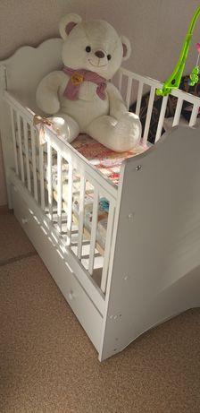 Продам детский кроватку