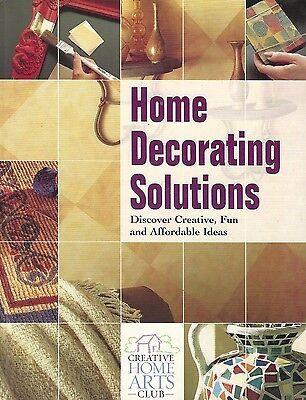 creative home arts club home decoration solutions - книга за декораци