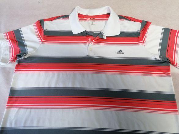 Adidas golf поло блуза къс ръкав, тениска, голф