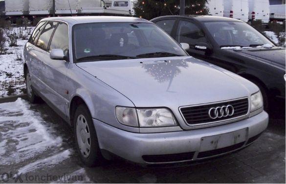 Audi A6 C4 2.5tdi 115к.с. Ауди А6 Ц4 На Части !