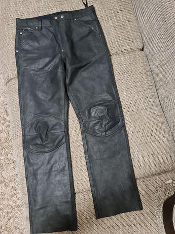 Pantaloni piele moto Held