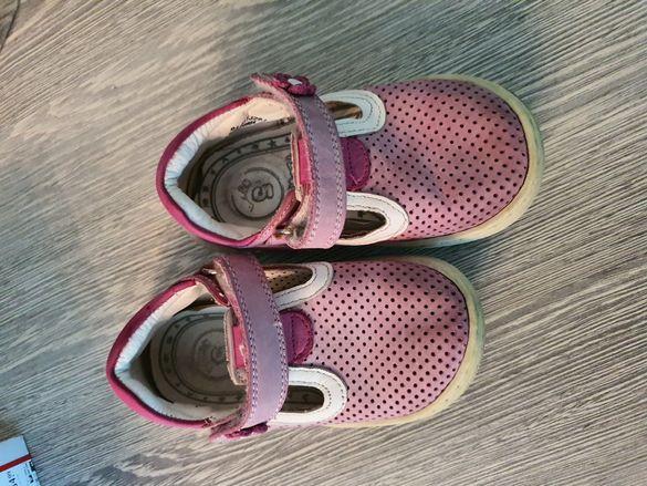 Детски летни ортопедични обувки