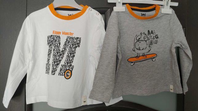 Kunibo, C&A, Lupilu, salopeta, blugi, tricouri maneca lunga 86- 92