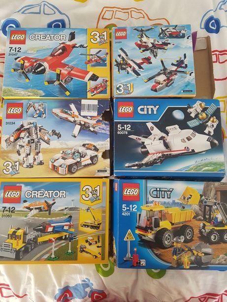 Vand Lego