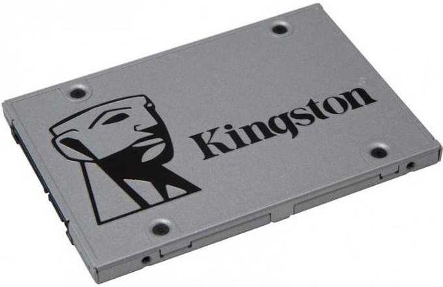 SSD накопитель Kingston 1.92TB A400 SA400S37/1920G / 1920Gb / 2.5