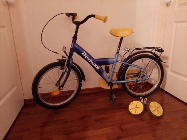Двух-четырехколесный велосипед