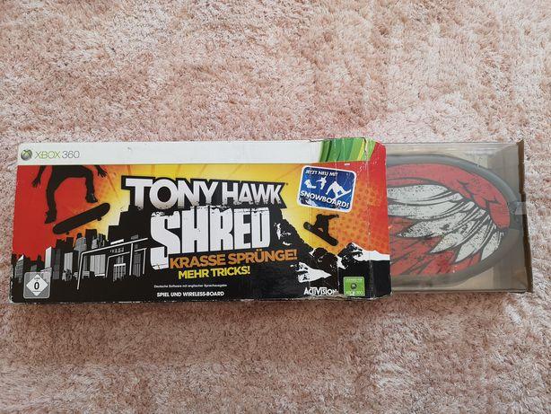 Controller Xbox360 skateboard Tony Hawk Shred fara joc