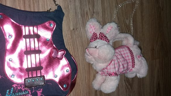 Детски чанти китара куче
