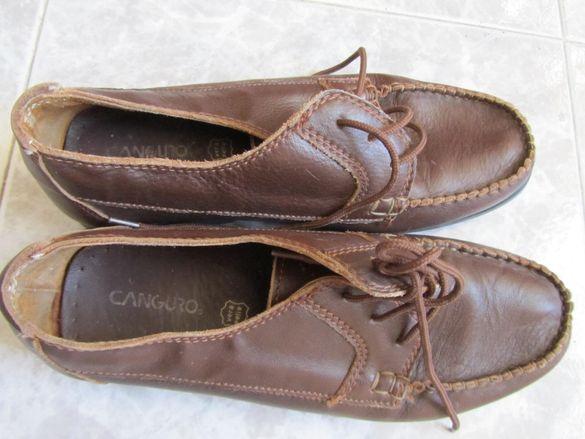 Продавам Canguro №36 - нови елегантни от естествена кожа обувки