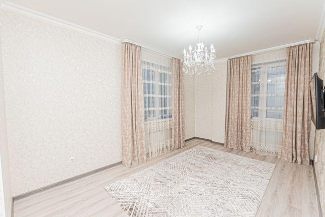 Сдается 2х комнатная квартира на Жубанова