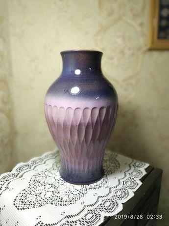 Продам вазу керамическую