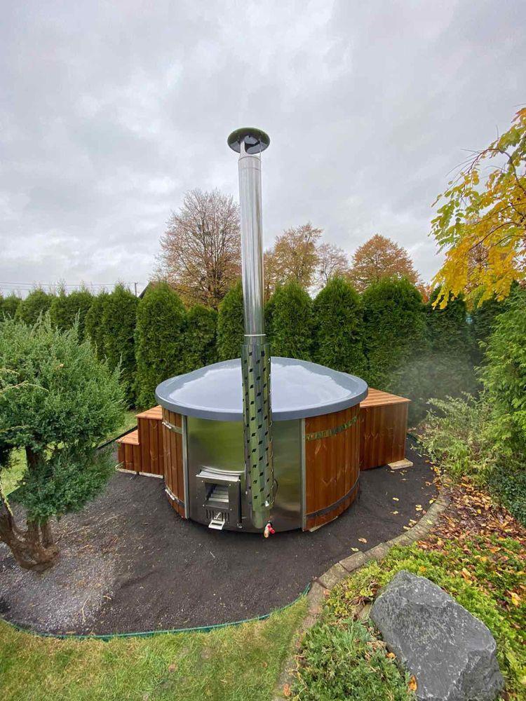 Ciubar fibra sticla Jacuzzi Hot tub Mini piscina