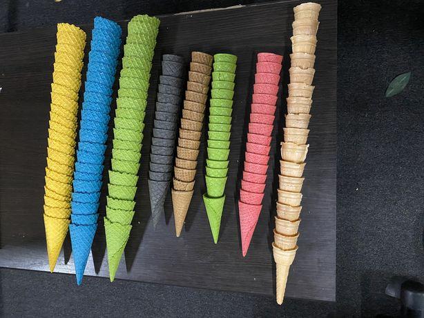 Рожки для мороженого