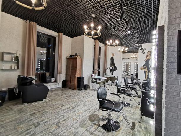 Продаётся шикарный салон красоты в 105 кв.м. на левом берегу
