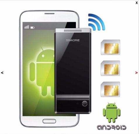 Triplu SIM, Android