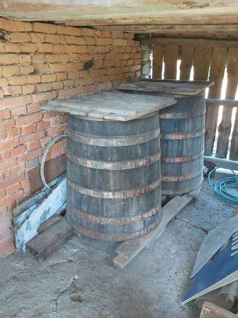 Каци 2бр 450 и 650 литра