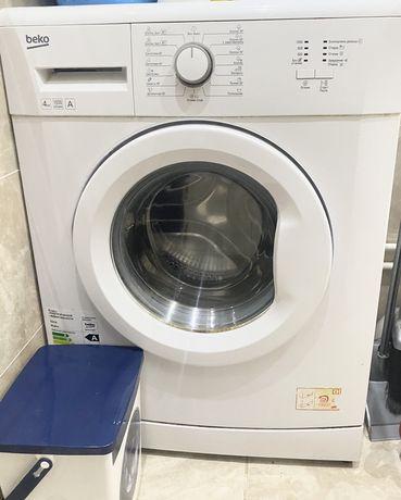 Продается стиральная машина beko 4 кг