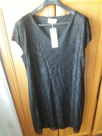 Rochie neagră marimea52-54