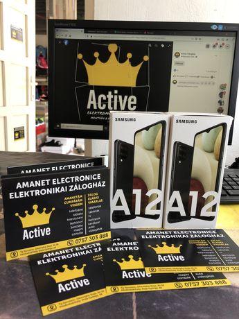 Active Amanet propune la vanzare Samsung A12 Telefoane noi.
