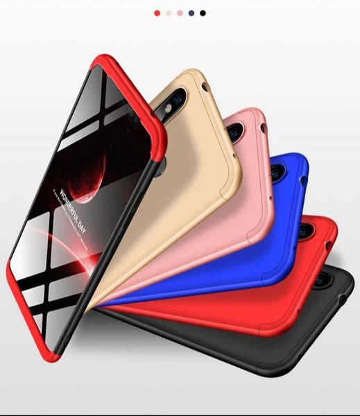‼️Кейс 360° градуса мат за Xiaomi Redmi Note 8T 8 7 6 Pro 5 6A 7A 8A гр. Варна - image 1