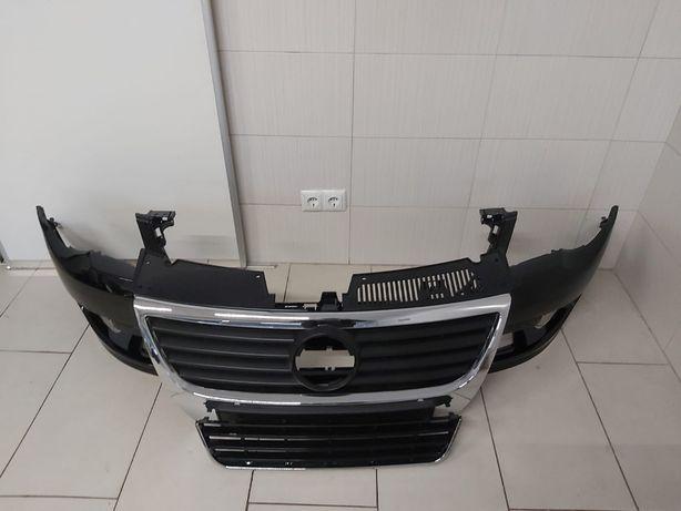 Fata Completa VW Passat B6 2005-2011 L041 Bara+Grila Radiator+Sub Nr