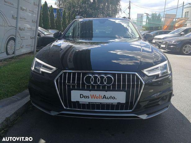 Audi A4 Allroad TVA deductibil Posibilitate finantare Leasing