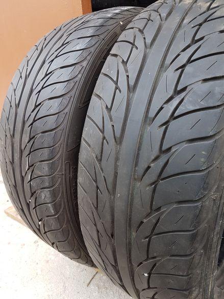 2 бр. летни гуми Nankang 215/45/18 5,5 mm DOT 4913
