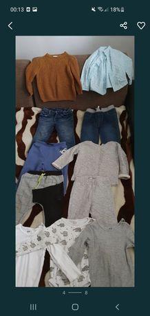 Lot haine mărimea 80 zara,h&m, reserved
