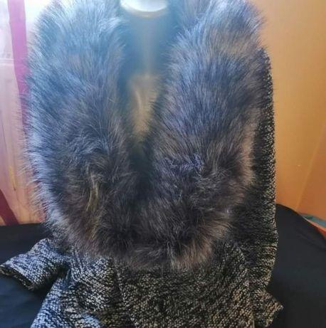 Palton mărime s gri