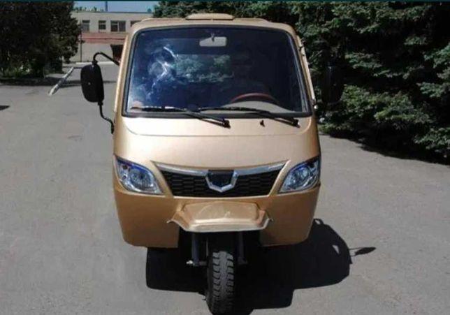 Продам Трицикл грузовой новый с кабиной ГЕРКУЛЕС с гарантией