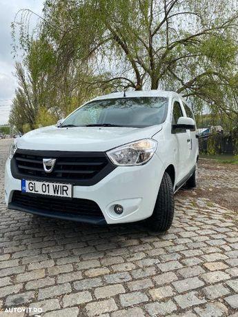 Dacia Dokker Arata si merge fuarte bine ,revizii la zi ,