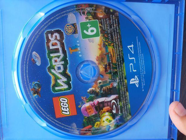 Игры на PS4 каждая за 15к