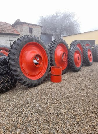 Roti inguste tractor fendt si John deere 320/90/50 cu 320/85/36