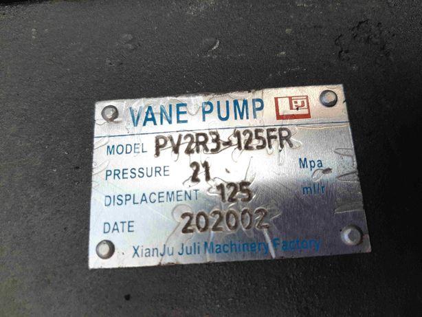 Vand pompa hidraulica pe vane, 125 ml/ rotatie, 210 bari, 2020