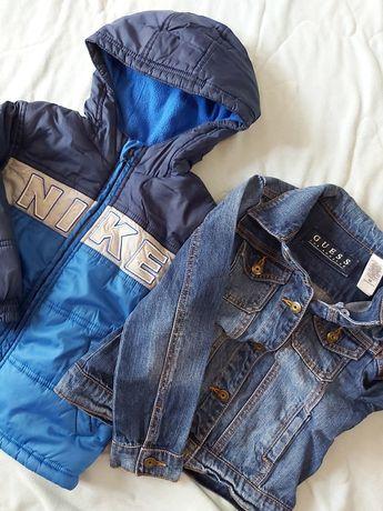 Детски маркови якета