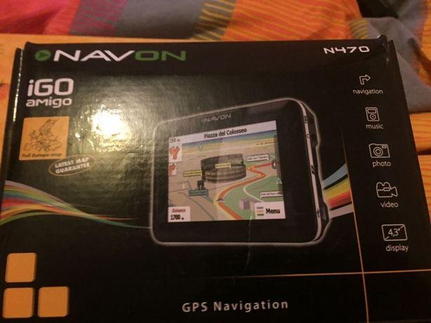GPS Navon N470