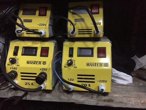 зарядно за акумулатори,ново,българско