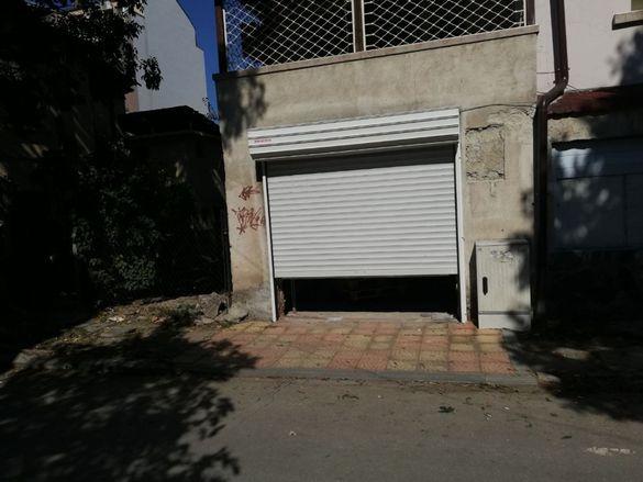 Гараж Под Кооперация Тухлен с Автоматична Врата Огромен Топ Оферта